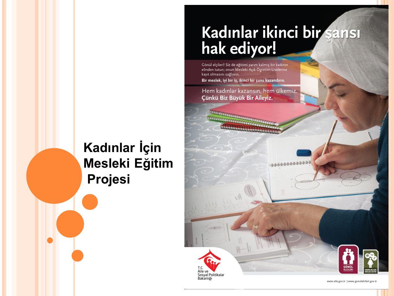 Kadınlar İçin Mesleki Eğitim Projesi