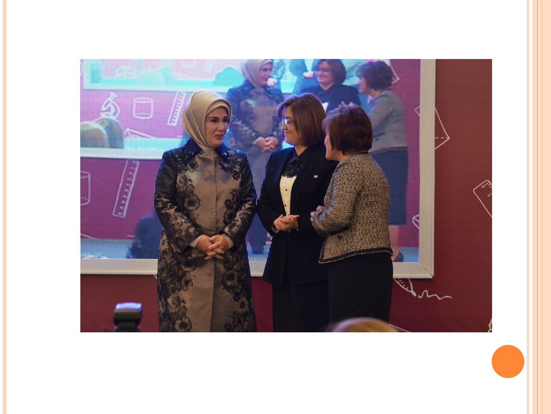 AMAÇ 1.Kadınların mesleki açık öğretim ortaokul ve liselerine kayıt yapmalarını sağlamak.