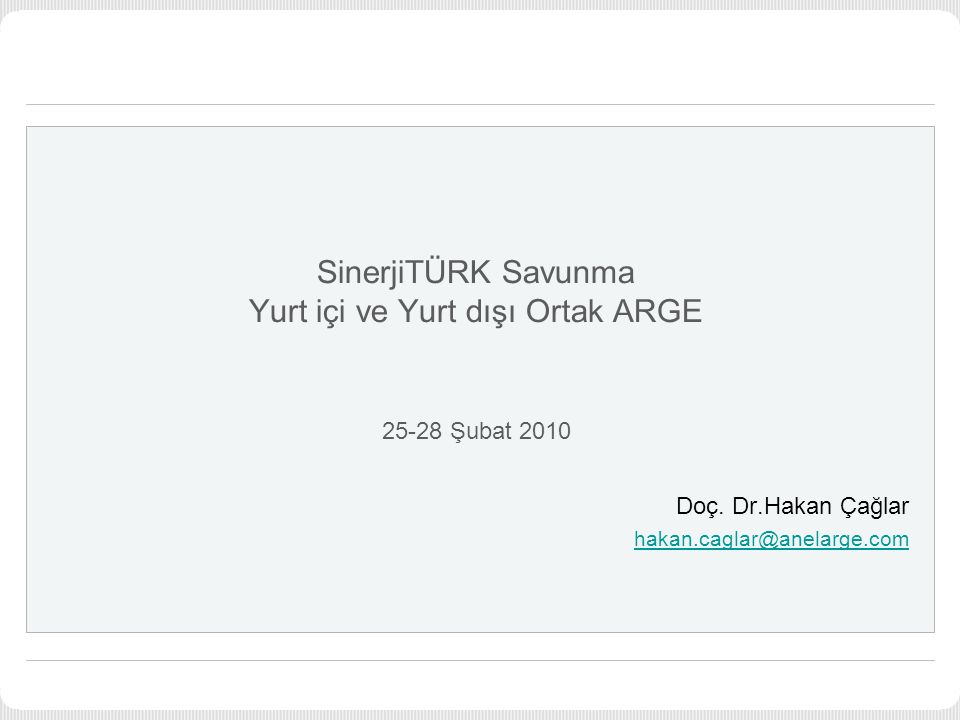 ARGE'nin tarihçesi. 14. yy search = examine thoroughly  16.