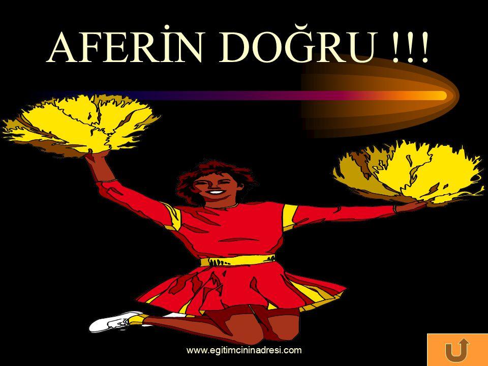 AFERİN DOĞRU !!!