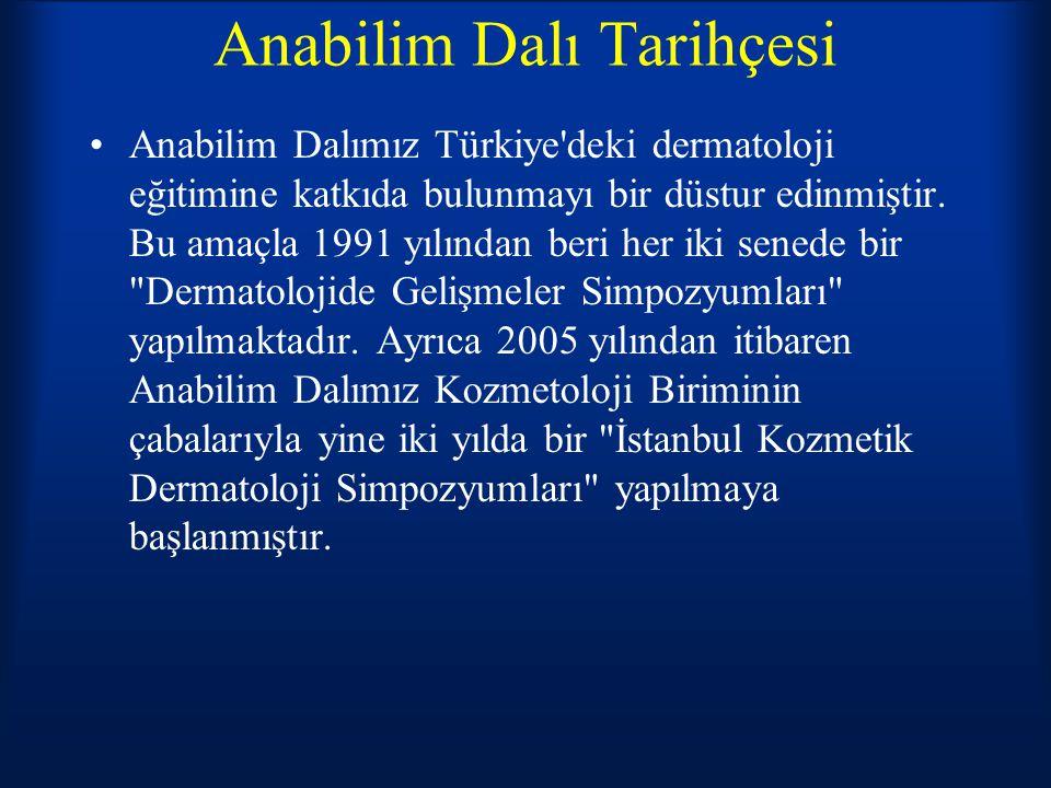 Öğretim Üyeleri Prof.Dr. Yalçın Tüzün Prof. Dr. Ertuğrul H.