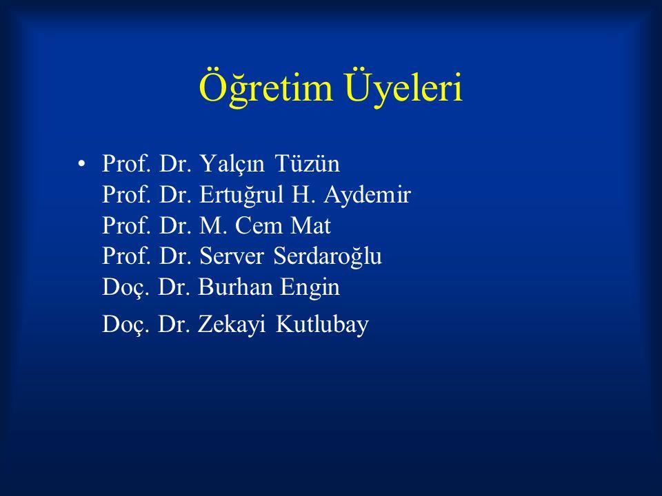 Editor Yalçın TÜZÜN, Istanbul, Turkey Executive Editor Burhan ENGİN, Istanbul, Turkey