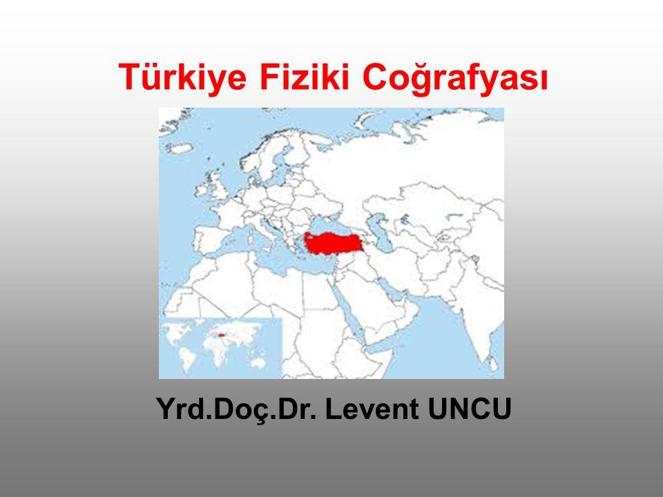 4-Türkiye ikliminin genel özellikleri  Yaz durum mT cT