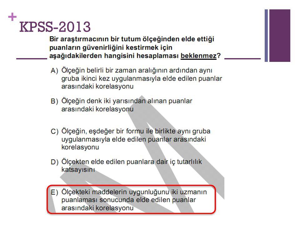 + KPSS-2013