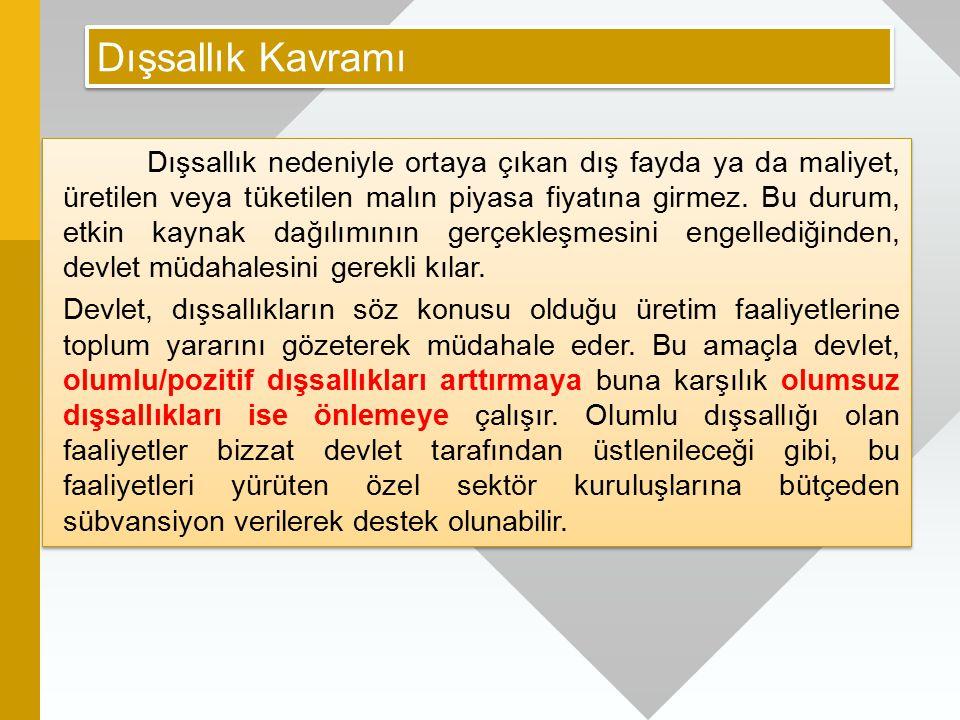 44 Do ğ al tekel, bazı mal ve hizmetlerin üretiminde ekonomik etkinlik bakımdan sadece tek bir firmanın üretimde bulunmasını gerektiren do ğ al ş artların geçerli olmasıdır.