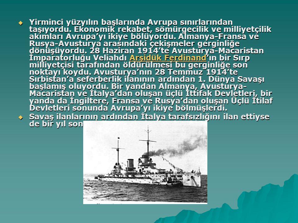 .Çanakkale Cephesi'nin deniz harekatı (Boğaz'ın zorlanması), kuşkusuz sıradan bir askeri harekat, ya da muharebe olayı değildir.