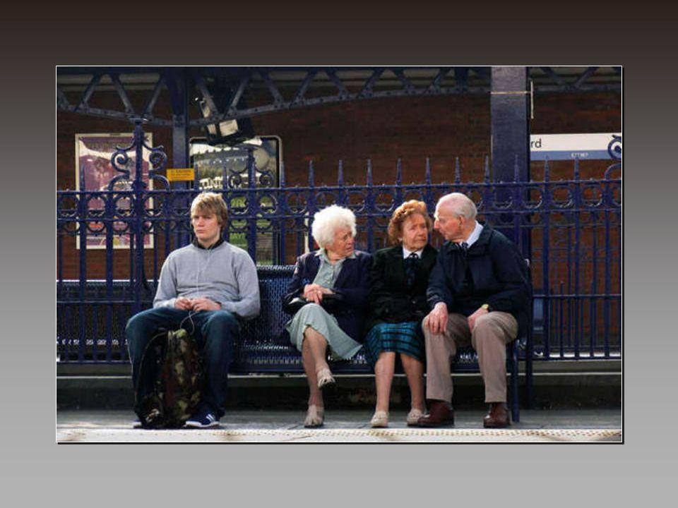 Yarın, hiç kimse için kesin değildir, ne gençler, ne de yaşlılar için. Belki de bu gün sevdiklerini son defa görüyorsundur.