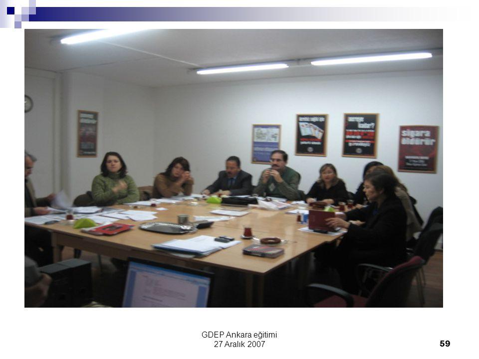GDEP Ankara eğitimi 27 Aralık 2007 59