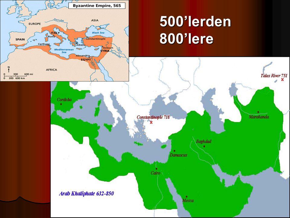 500'lerden 800'lere