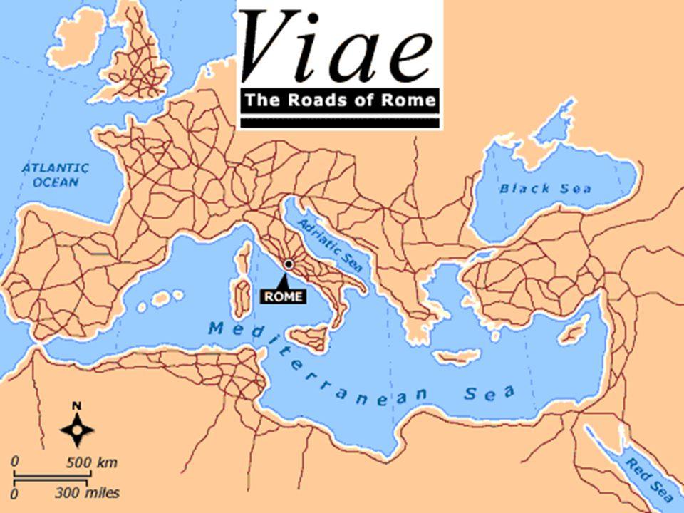 Roma su yolları