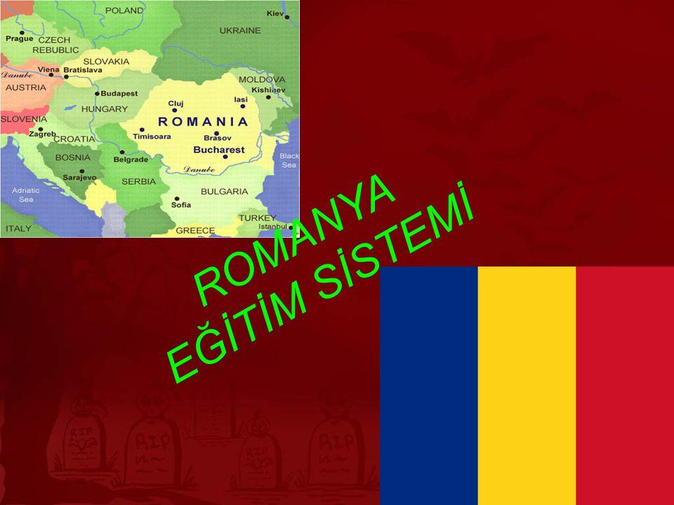 ROMANYA EĞİTİM SİSTEMİ