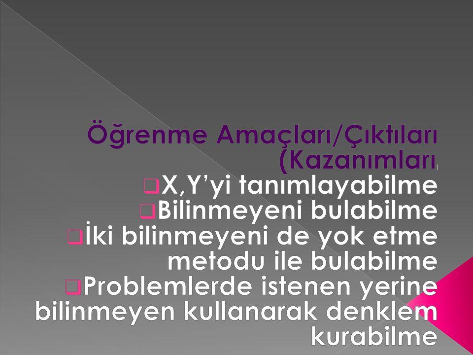  6) x 2 x 1 ----- + ----- = ----- + 1----- denkleminin çözüm kümesi nedir.