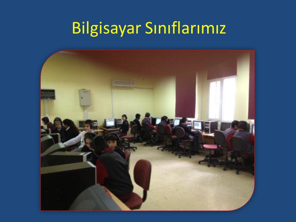 Bilgisayar Sınıflarımız
