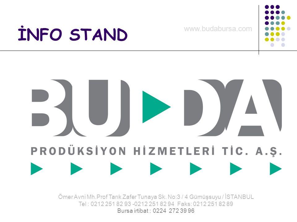 www.budabursa.com Ömer Avni Mh.Prof Tarık Zafer Tunaya Sk.