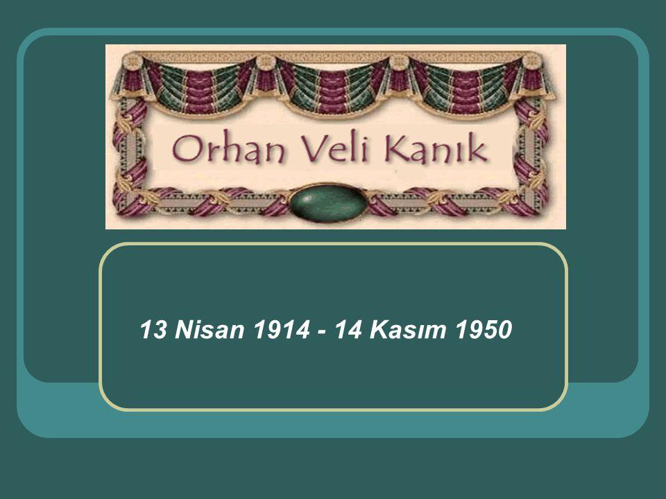 13 Nisan 1914 - 14 Kasım 1950