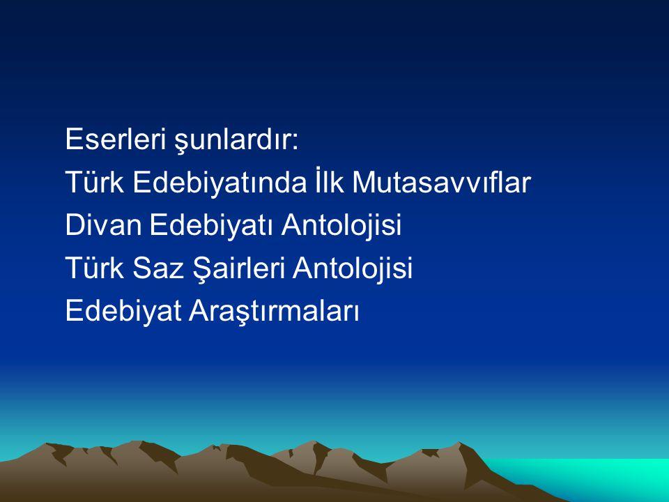 FIKRA Edebiyatımıza Tanzimat ile girmiştir.