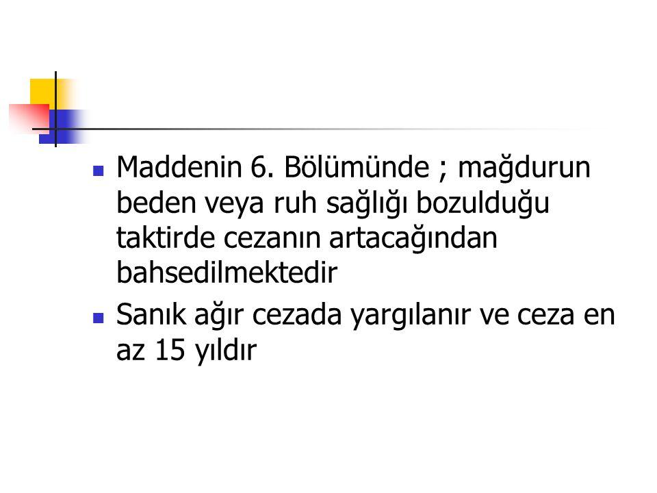 Maddenin 6.