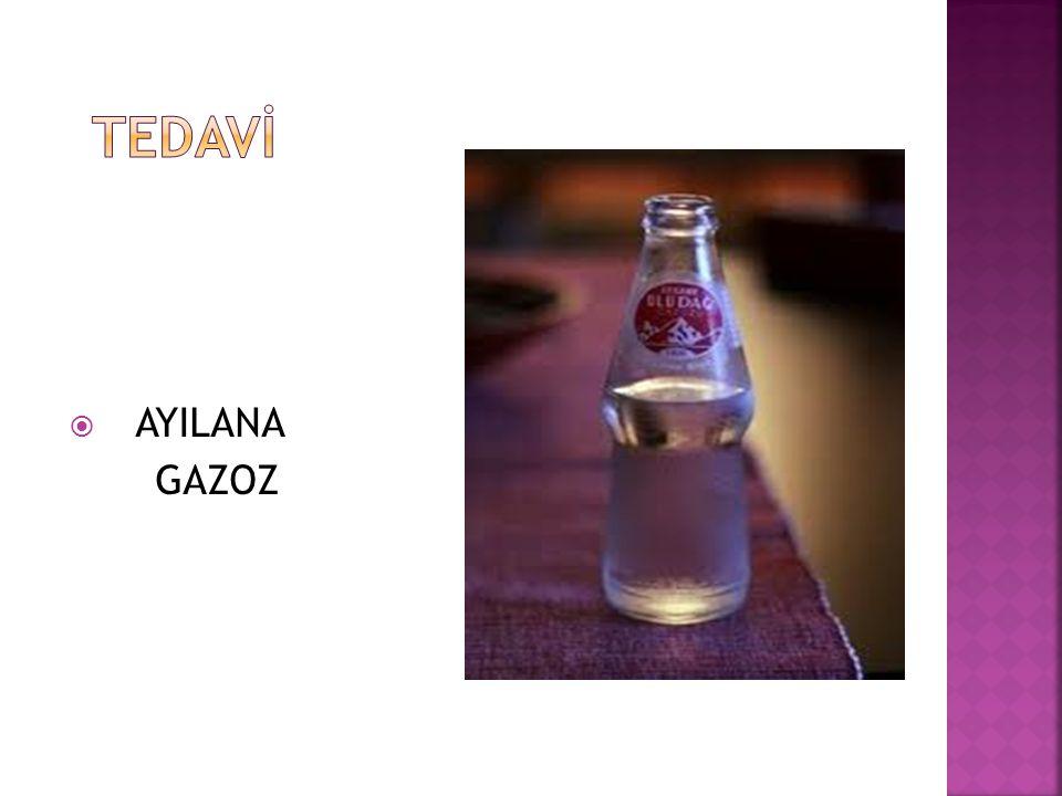  AYILANA GAZOZ