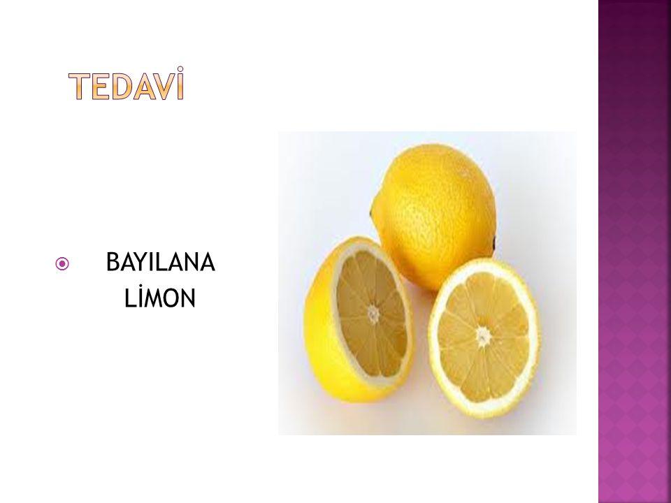  BAYILANA LİMON