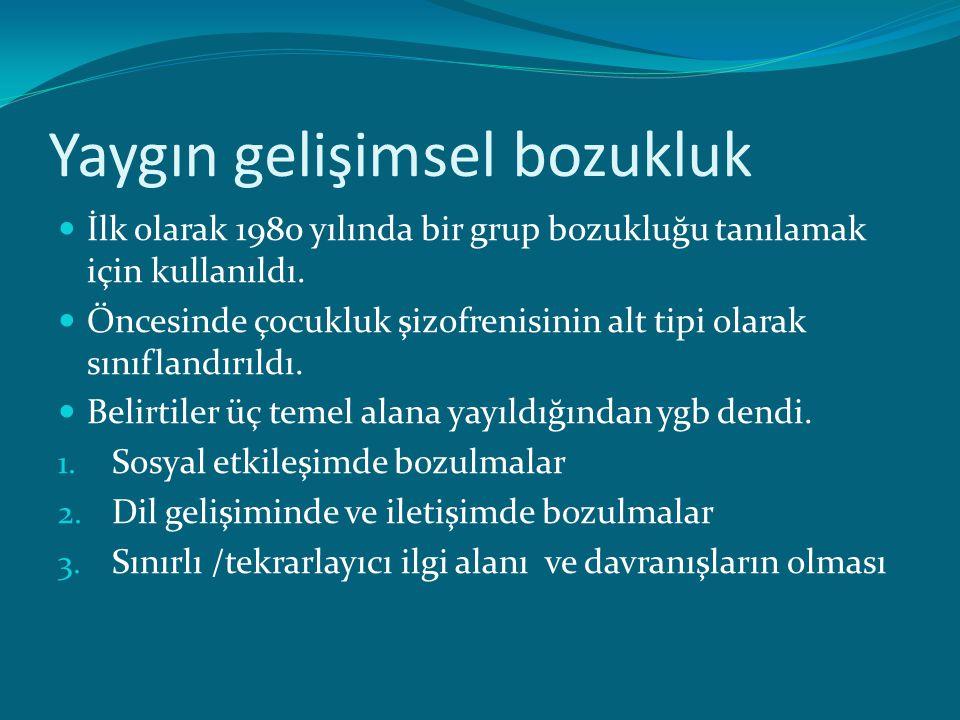 EĞİTİM YÖNTEMLERİ 1.UYGULAMALI DAVRANIŞ ANALİZİ 2.