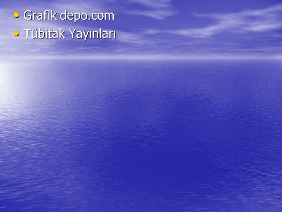 Grafik depo.com Grafik depo.com Tübitak Yayınları Tübitak Yayınları