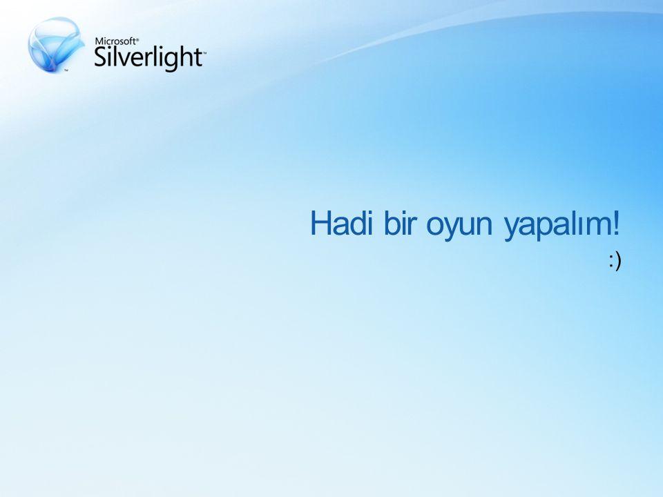 Son Adım : Fizik Farseer Pyhsics Engine Hem Silverlight hem XNA için 2D fizik motoru.