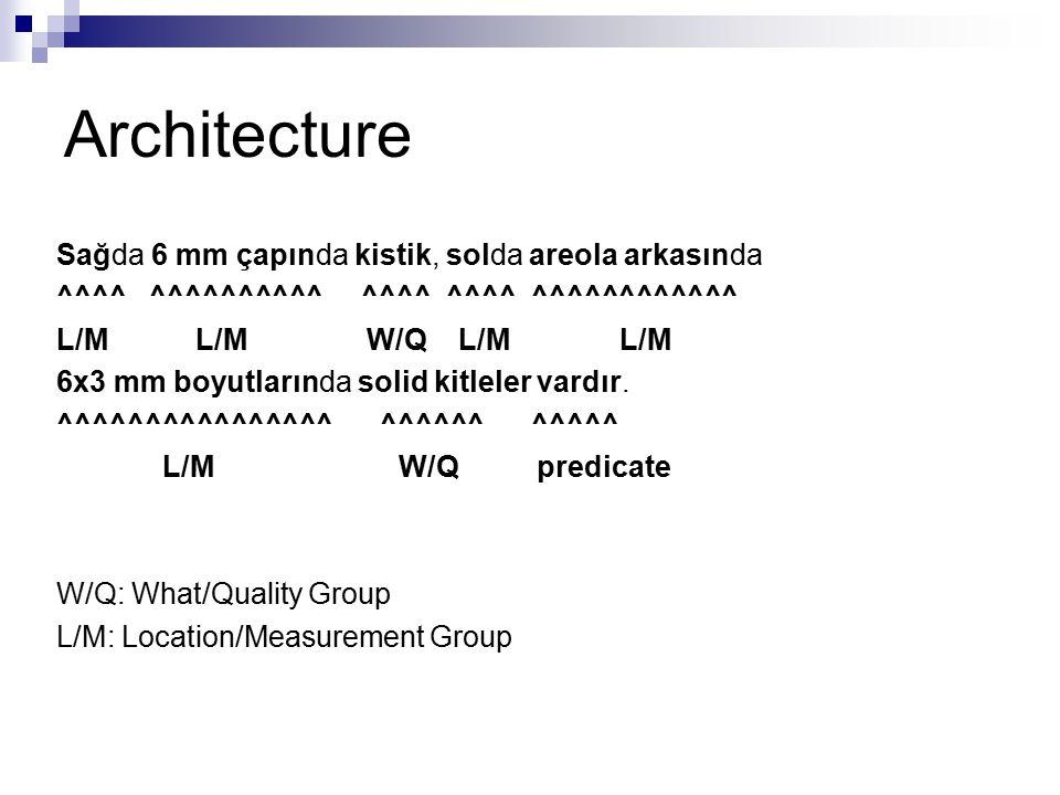 Architecture Sağda 6 mm çapında kistik, solda areola arkasında ^^^^ ^^^^^^^^^^ ^^^^ ^^^^ ^^^^^^^^^^^^ L/M L/M W/Q L/M L/M 6x3 mm boyutlarında solid ki