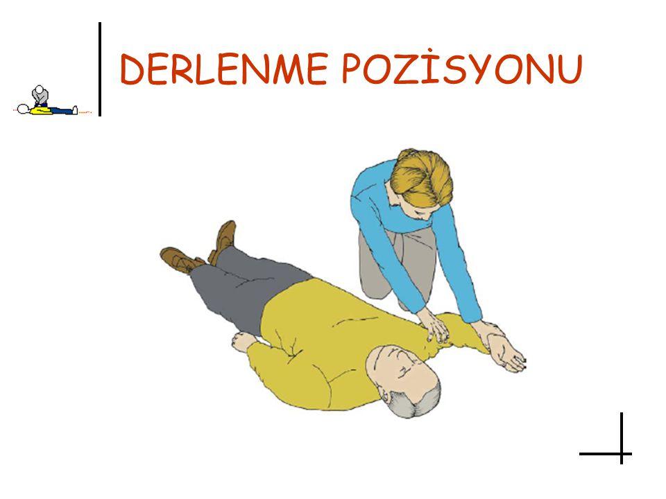 DERLENME POZİSYONU