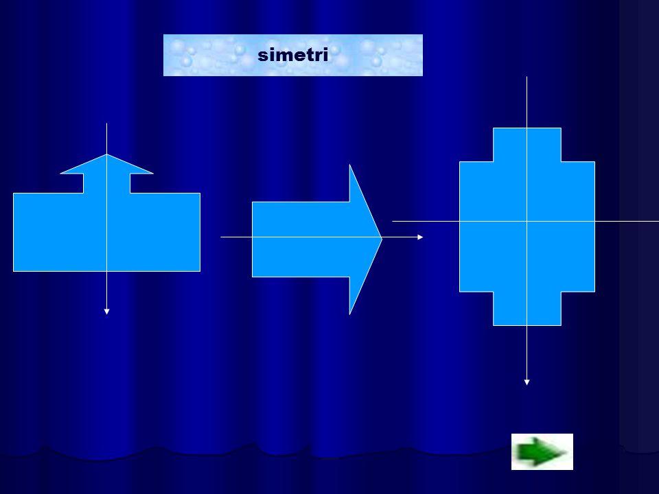 Tam karpuzun simetriği aşağıdakilerden hangisidir.
