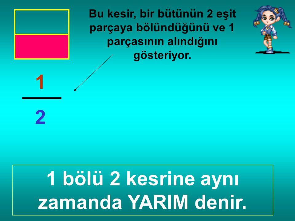1212 PAY: Bu eşit parçalardan kaç tanesinin alındığını gösterir.