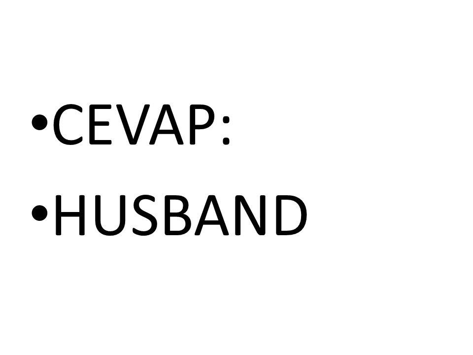 CEVAP: HUSBAND