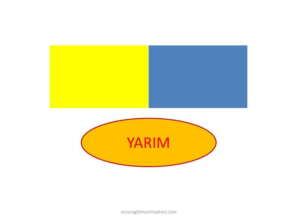 YARIM www.egitimcininadresi.com