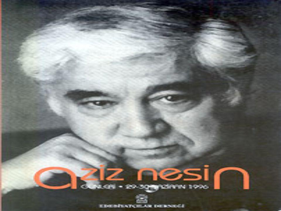 Çocukluğu  Aziz Nesin 20 Aralık 1915'te İstanbul Heybeliada'da doğdu.