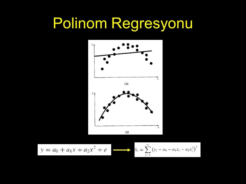 Polinom Regresyonu