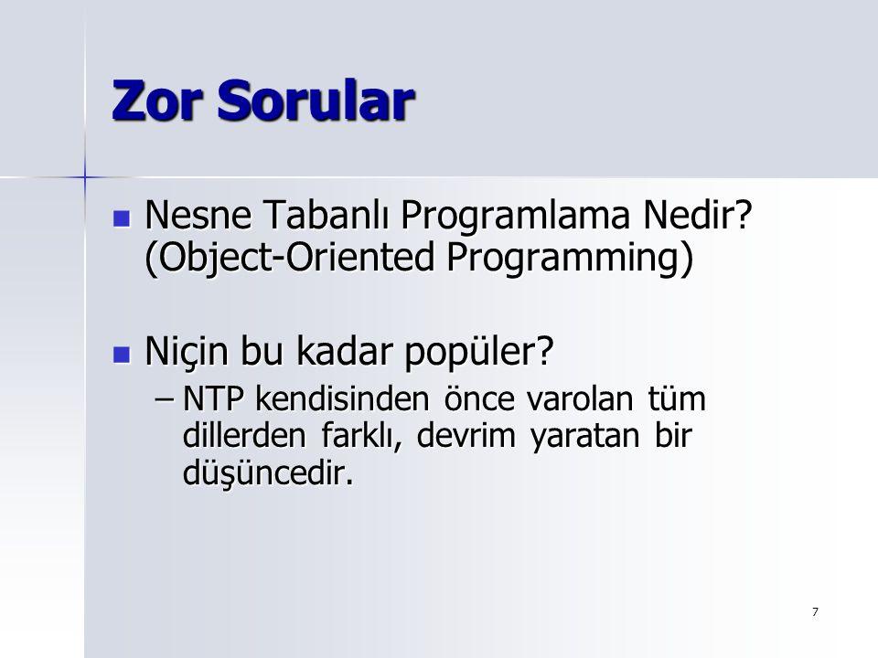 8 NTP Neden bu kadar Popüler.