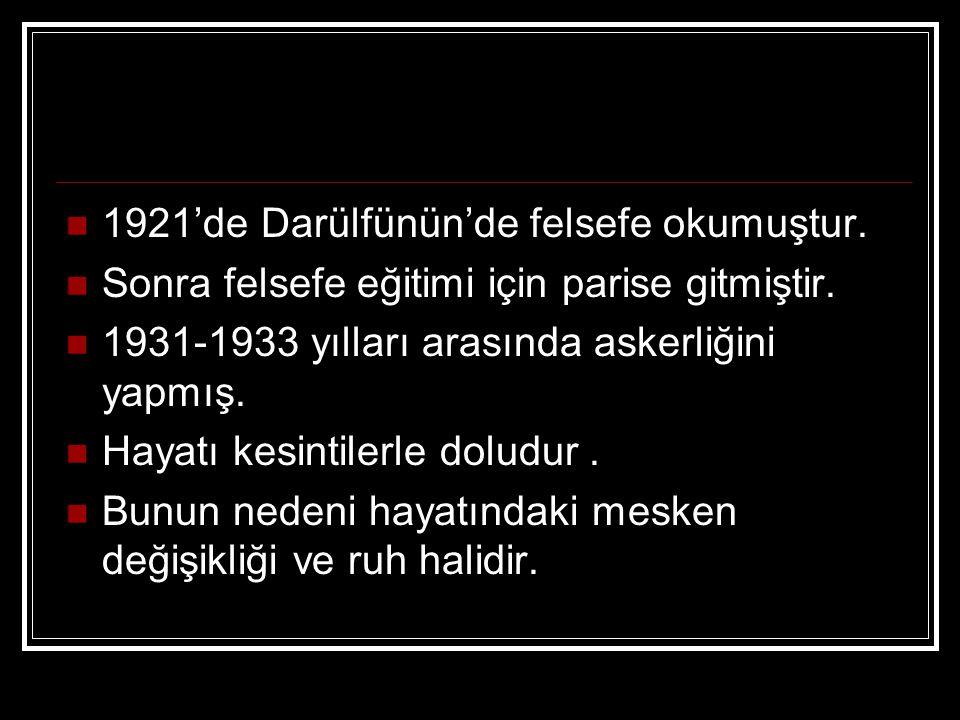 Siyasete karışmıştır.8 temmuz 1981'de Atatürk'e hakaretten hüküm giymiş.