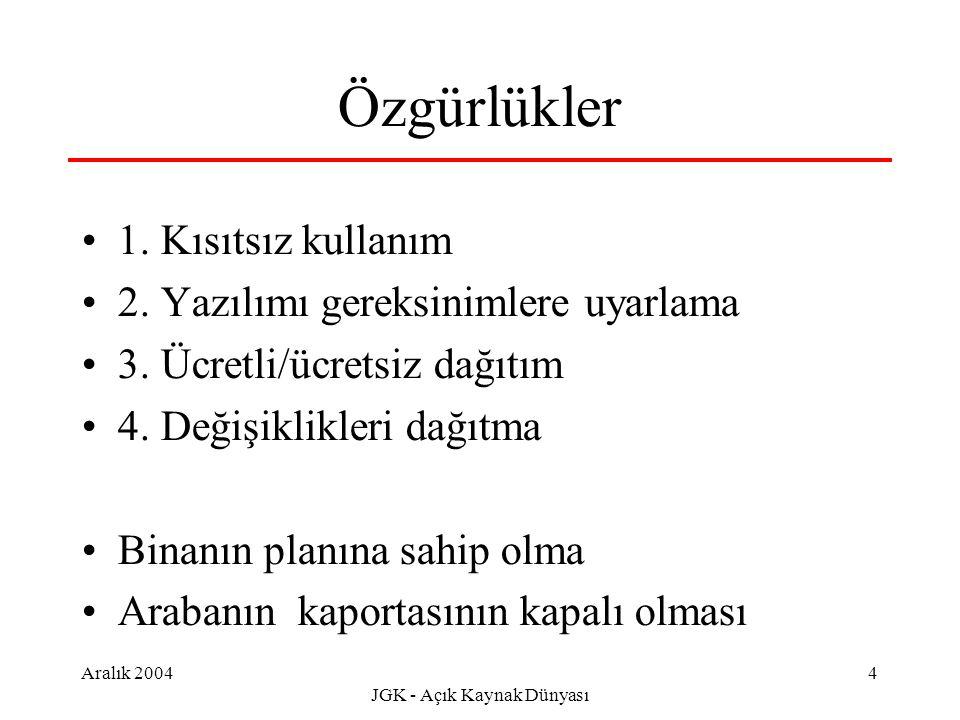 15 LKD - II Camia ve yurttaş için portal ve platform Sürekli seminer: ankara, istanbul, izmir.