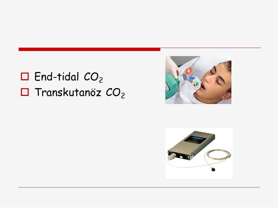 Akciğer parankim ve vasküler patolojilerin neden olduğu UB Hipoventilasyon / Hipoksemi