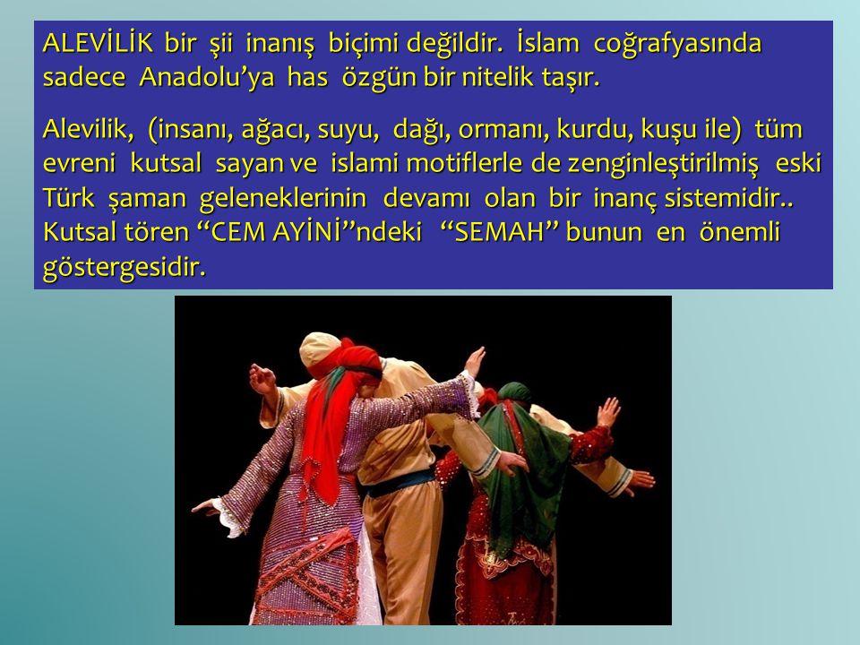 Bu ayrıştırma oyunları, Türkiye 'deki alevi olmayan kürt yuttaşların bir kısmı üzerinde maalesef başarılı oldu.