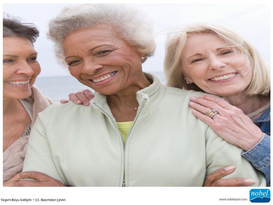 c) Yaşlanmanın Biyolojik Kuramları Yaşlanmaya ilişkin biyolojik açıklamalar nelerdir.