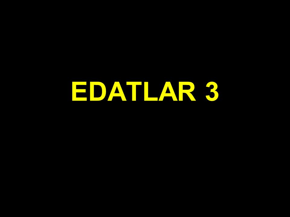 EDATLAR 3