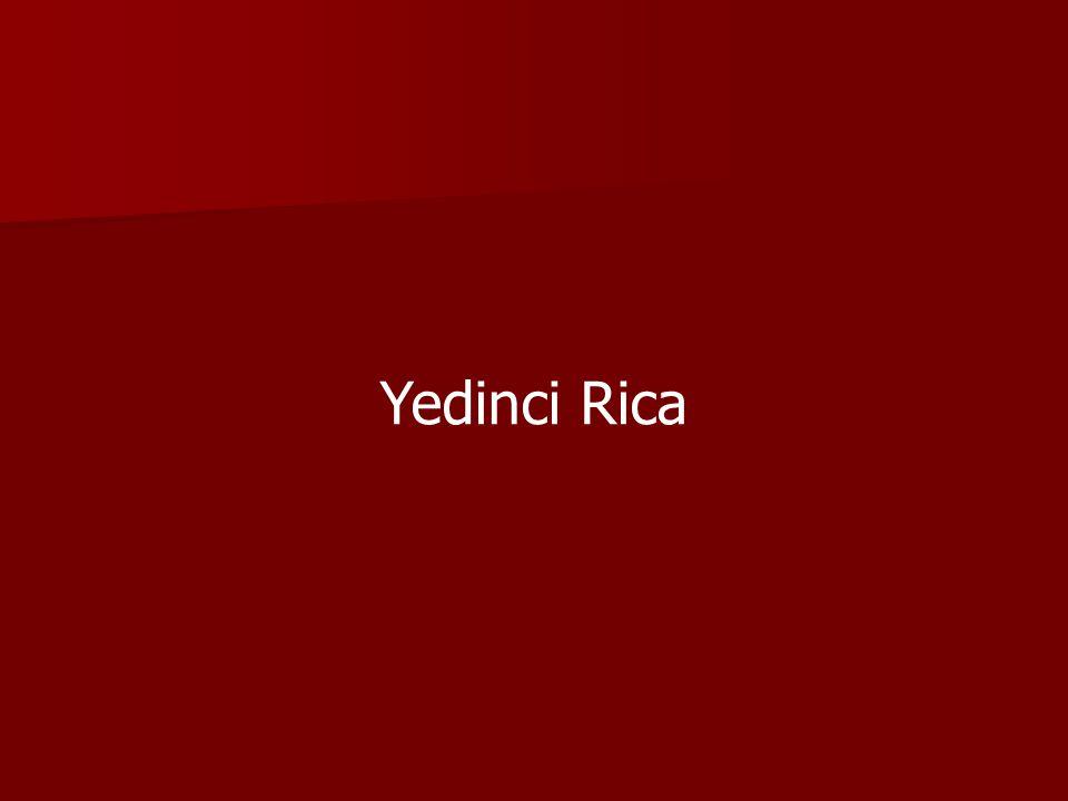 Yedinci Rica