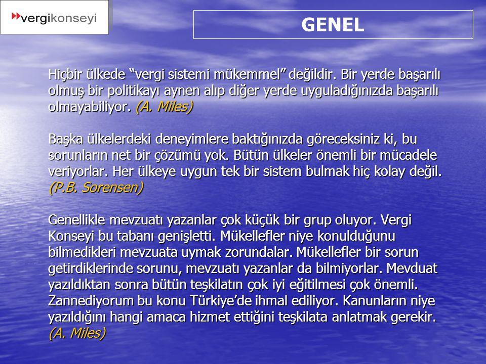 ÜCRETLER Türkiye daha modern bir vergi sistemini hedefliyorsa ücretliler dahil her türlü çalışan için beyan sistemine geçilmesi daha iyi olur.