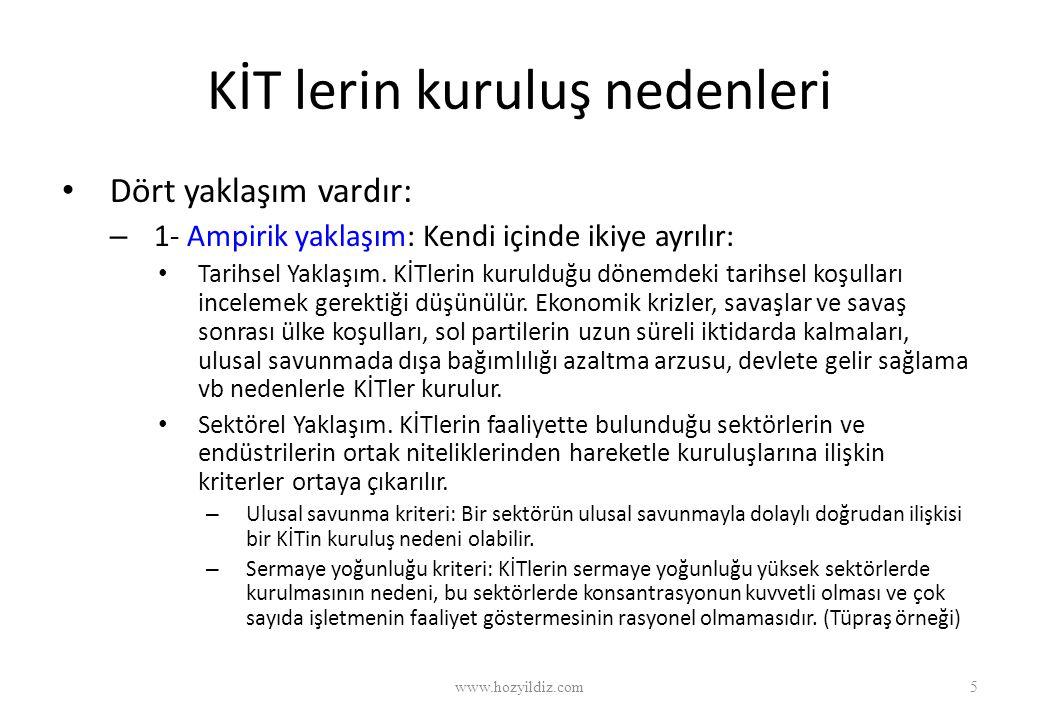 Bütçeden KİT'lere ödenen para www.hozyildiz.com26