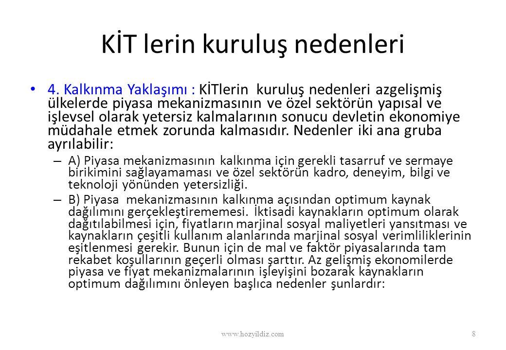 KİT'lerde çalışanlar www.hozyildiz.com39