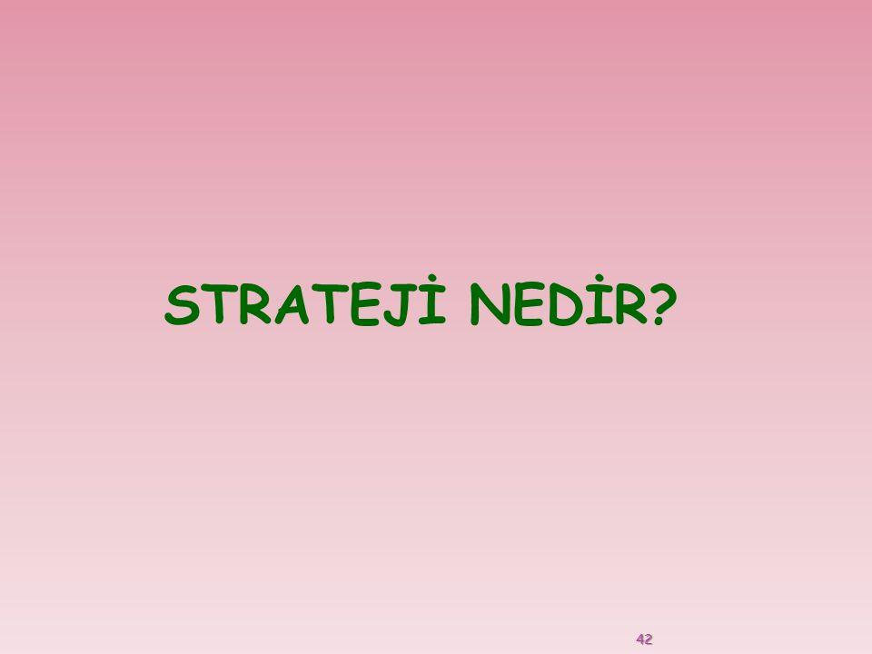41 21. Yüzyılın Öncelikleri Strateji