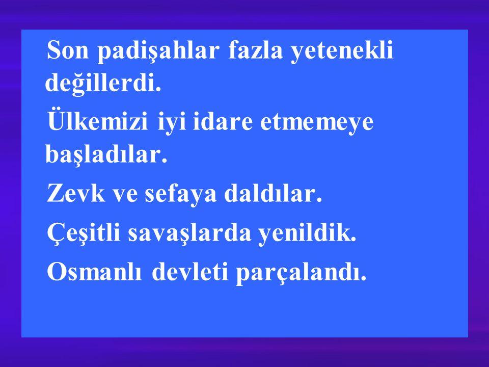 Mustafa Kemal Paşa bu duruma seyirci kalmadı.19 Mayıs 1919'da Samsun'a geldi.