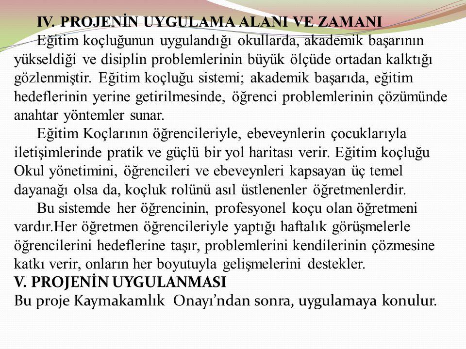 A.PROJENİN ORTAK VE PAYDAŞLARI ORTAKLAR 1.Ortak : Kabataş Kaymakamlığı 2.