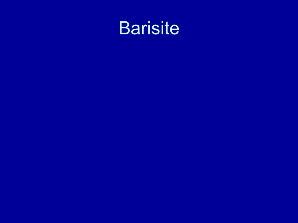 Barisite