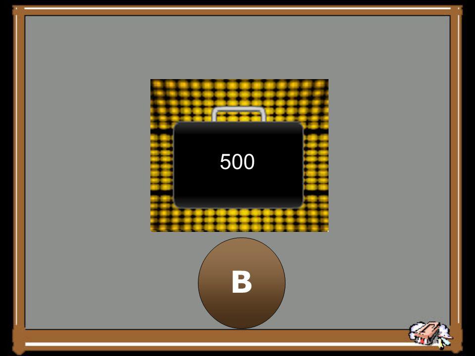 2 500 B
